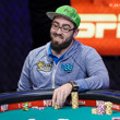 Billy Pappas doubles up through Andoni Larrabe