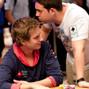 Viktor Blom and Luke Schwartz