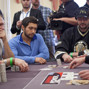 Timothy Adams doubles through Phil Hellmuth