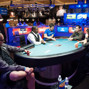 Bryan Pelligrino, Jonathan Aguiar, Nick Jivkov, and Tommy Vedes at final table