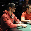 Michael Schiffman is eliminated in 5th place