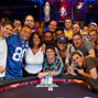 2012 WSOP National Championship Bracelet Winner Ryan Eriquezzo & Supporters