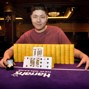 Andy Hwang, winner of Event #1. Picture courtesy of WSOP.com.
