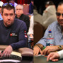 Chris Moneymaker & Sammy Farha