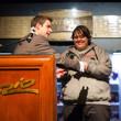 Jack Efefl gives the gold bracelet to Jason Duval