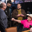 Billy Baxter, Doyle Brunson, Phil Hellmuth, Todd Brunson