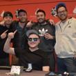 Mike Shin, Jorden Helstern, Cody Brinn & Todd Sladek