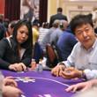 Sandra Wong and Robert Cheung representing Vancouver