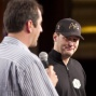 Phil Gordon and Phil Hellmuth are both contributors for the Bad Beat on Cancer