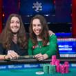 Bracelet Winners Igor Kurganov & Liv Boeree