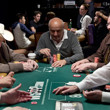 Doyle Brunson and Todd Brunson
