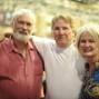 Larry Wright, Wife, Tom McEvoy
