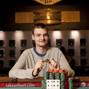 Bracelet winner Simon Charette
