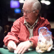 Arthur Kargen awards Official Final table of 9 with homemade cookies