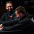 Daniel Negreanu and Steffen Sontheimer