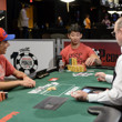 Jim Collopy and Tommy Hang are Heads Up in Event 27