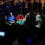 Final table - Yevgeniy Timoshenko, Simon Charette, Sebastian Winkler, Peter Ippolito, Athanasios Polychronopoulos, Alexander Queen, Pius Heinz