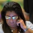 Nancy Birnbaum and her WSOP Circuit Ring
