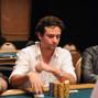 Jeff Sarwer - chip leader