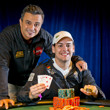 2013 WSOP Gold Bracelet Winner Jarred Graham & 2005 World Champion Joe Hachem