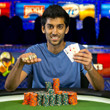2013 WSOP Event 44 Gold Bracelet Winner Sandeep Pulusani