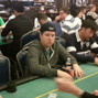 Brandon Fish seated next to Henry Tran.