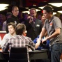 Kenny Shih eliminated in 18th place