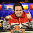 Charles Sylvestre Winner of WSOP Event 03