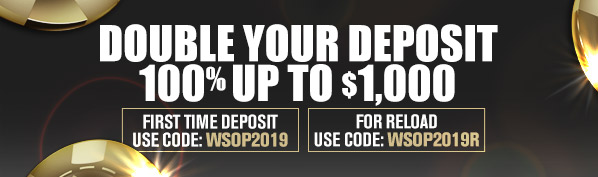 100% UP TO $1,000