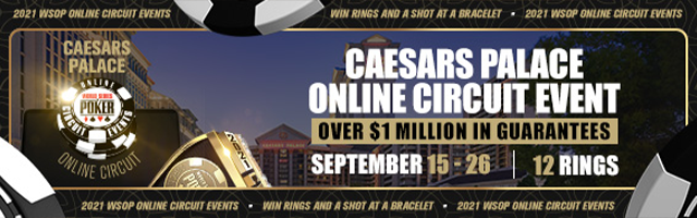 Caesars Palace Online Circuit