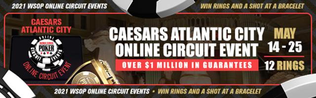 Caesars AC Online Circ