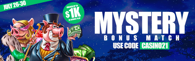 Casino Mystery Bonus