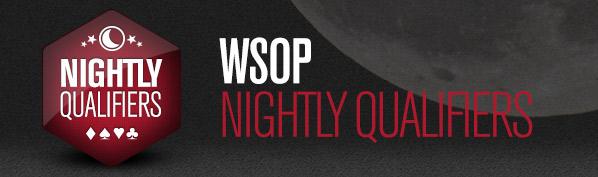 WSOP Nightly Qualifier