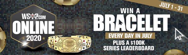 2020 WSOP Online Bracelet