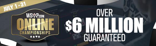 WSOP Online Championships
