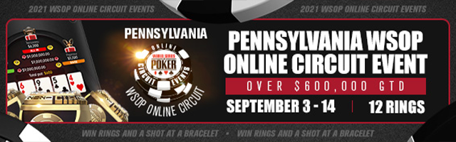 PA WSOP Online Circuit Event
