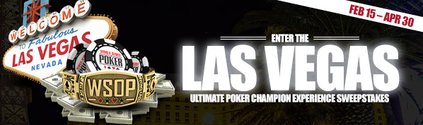 PokerChamp Sweepstakes