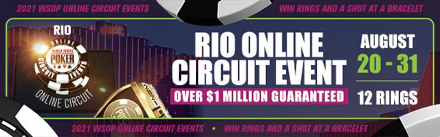 Rio Online Circuit Event