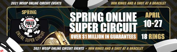 Spring Online Super Circuit