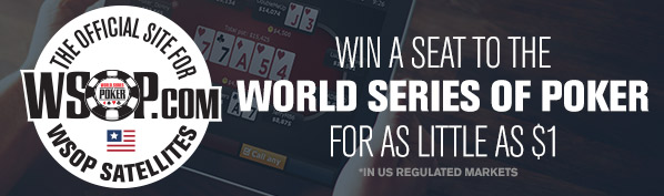 2018 WSOP Satellites