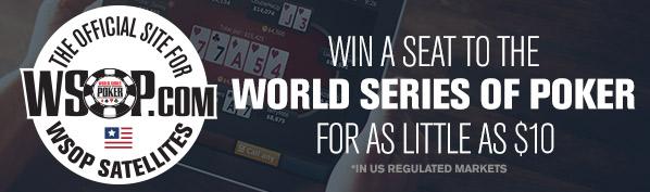 2020 World Series of Poker Sat