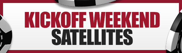 Kick-Off Weekend Satellites