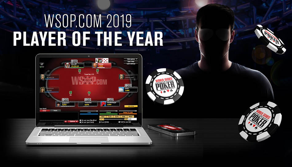WSOP | Promotions | 2019 Player of the Year New Jersey Players