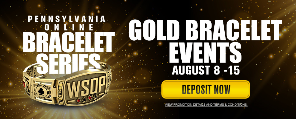 2021 WSOP Online Bracelet
