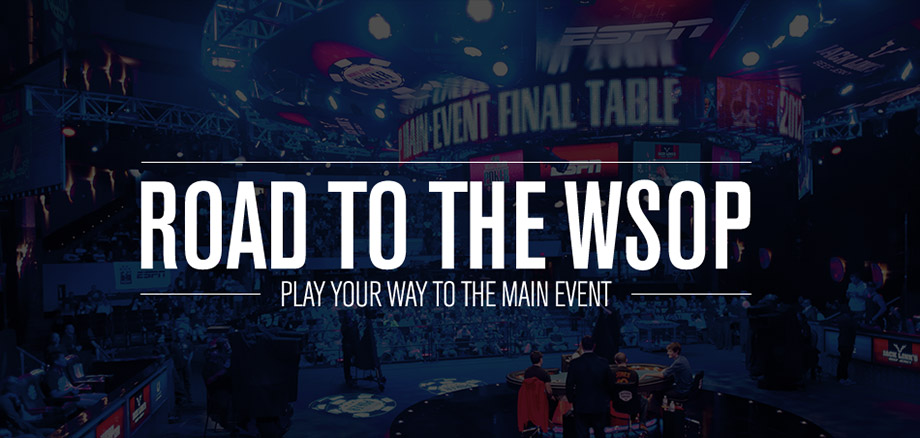 Road To WSOP 2016