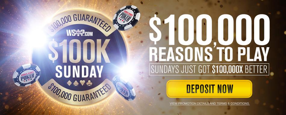 $100K Sundays