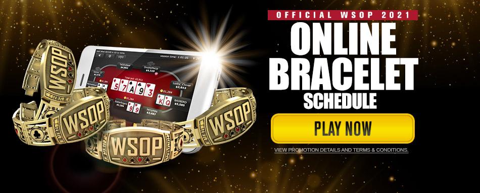 2021 WSOP Online Gold Bracelet Event