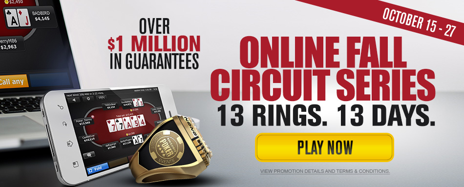 The WSOP.com Fall Online Circuit