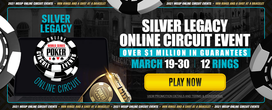 Silver Legacy Online Circuit Event