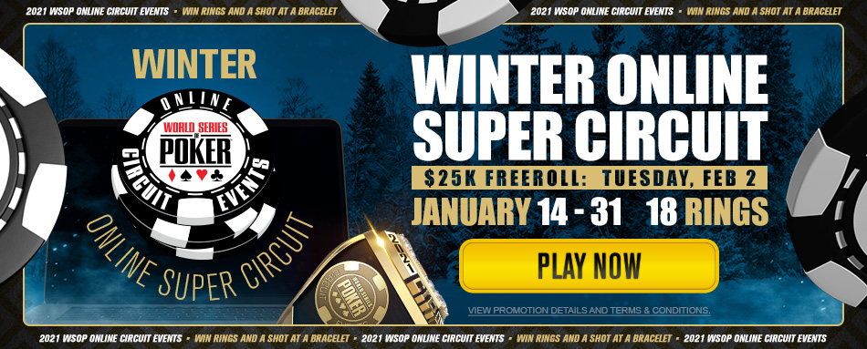 Winter Online Circuit Super Series